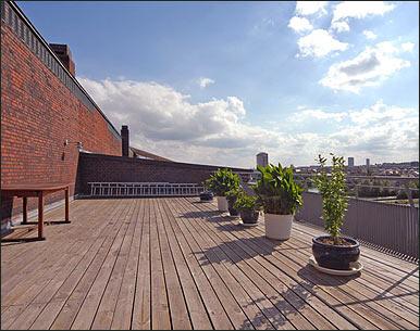 lejligheder med tagterrasse i københavn